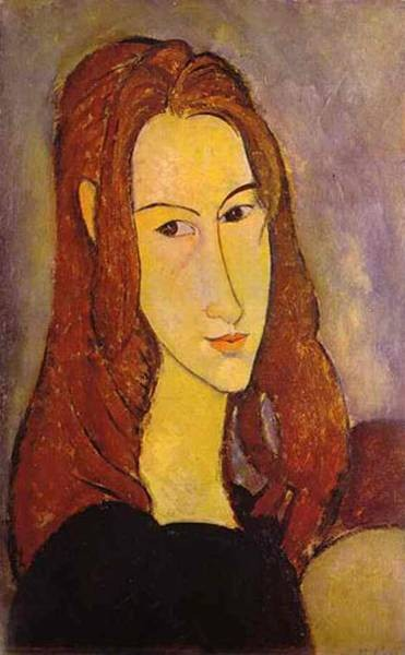 portrait of a girl 1917 18 XX private collection